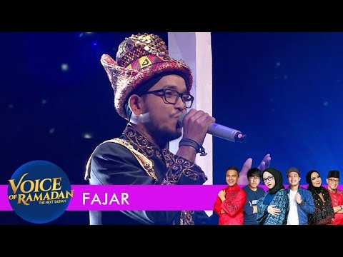 Adfaita (Mishari Alafasy) - Fajar | Episode 12 | Voice Of Ramadan GTV 2019