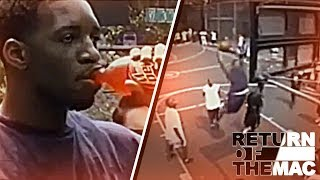 Tracy McGrady SUPER RARE Streetball Commercial - Self Alley-oop Dunk! (2001)