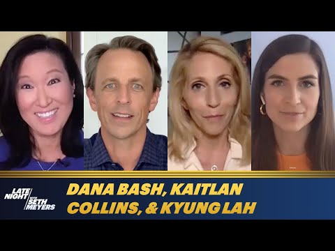 Dana Bash, Kaitlan Collins and Kyung Lah on the Unprecedented 2020 Election
