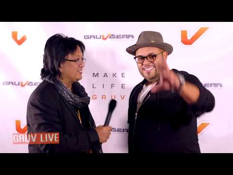 Candid interview with Israel Houghton at GRUV LIVE