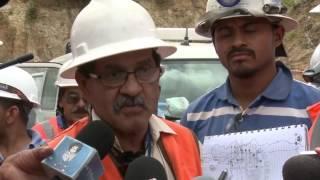 Socorristas inician último intento de rescate de mineros en Honduras
