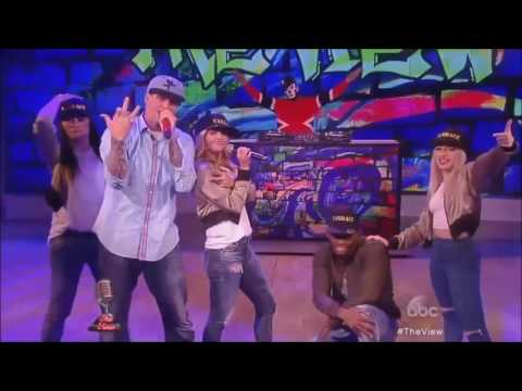 The View August 15, 2016  The View s Karaoke Contest with L A  Reid and Boy George judge