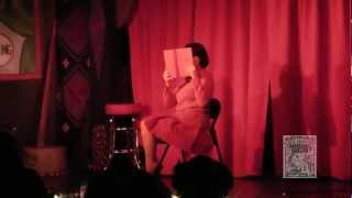 Velma - Holly Ween - White Elephant Burlesque Society & Karnevil @ Roxy & Dukes