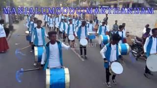 Thejus Beats Nazik Dhol  Marthandam