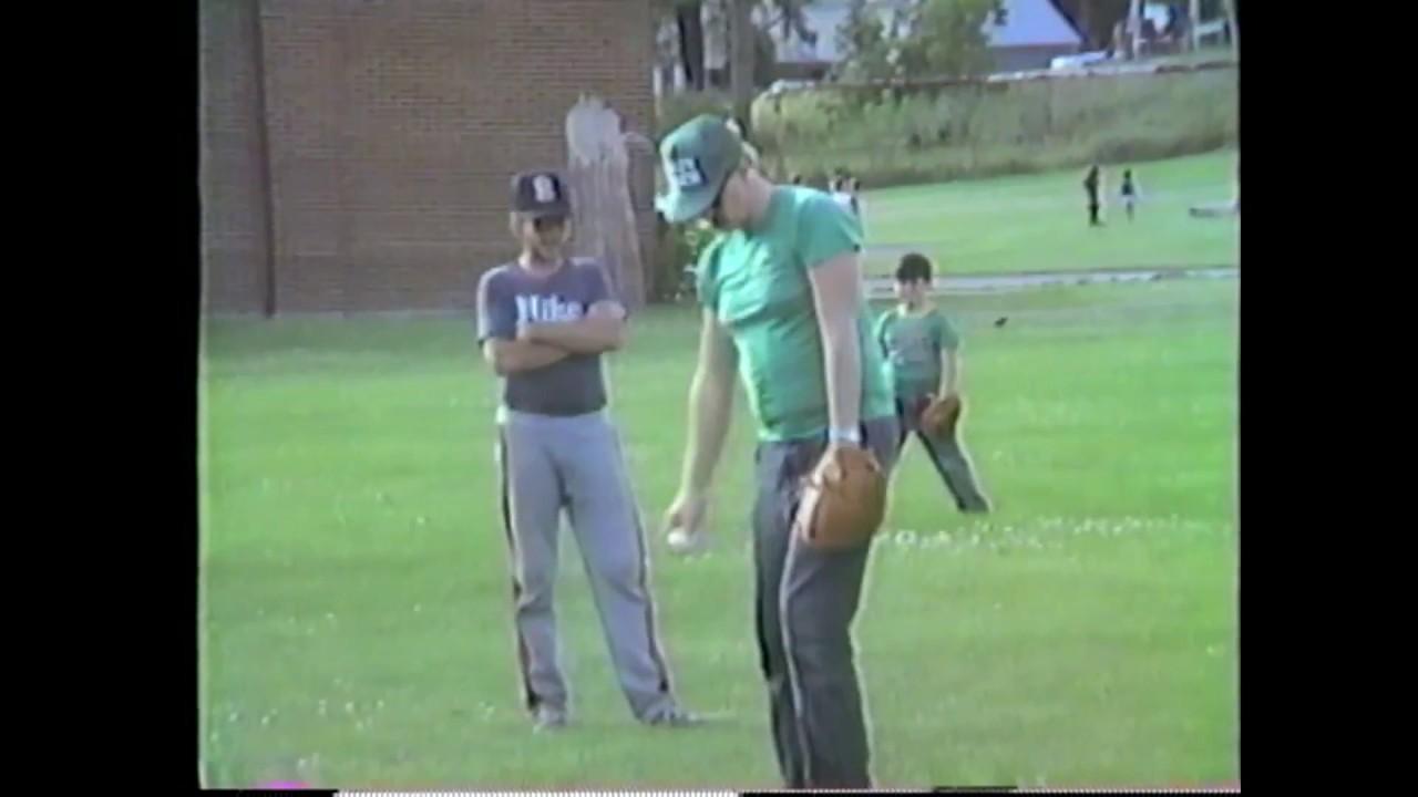 Champlain - Chazy Grasshopper Baseball  7-9-86