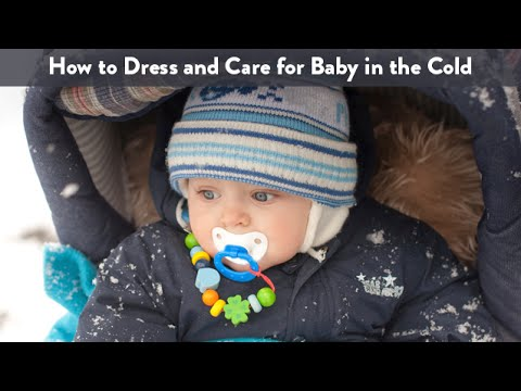 318d2468f13f Winter Baby Tips  How to Dress and Care for Baby in the Cold ...