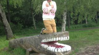 Krokodilen i bilen - Kantorn