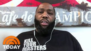 Rapper Killer Mike Calls On Young People To 'Fight Like Hell' Against Racism | TODAY