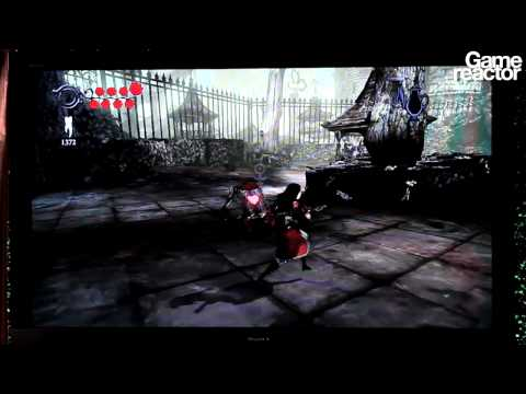 GDC 11: Alice: Madness Returns presentation