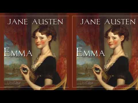 EMMA Audiobook By Jane Austen | Full Audio Book With Subtitles | Part 1 Of 2