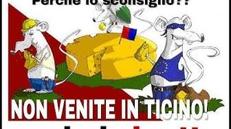 LAVORARE IN SVIZZERA - Perchè sconsiglio il Ticino