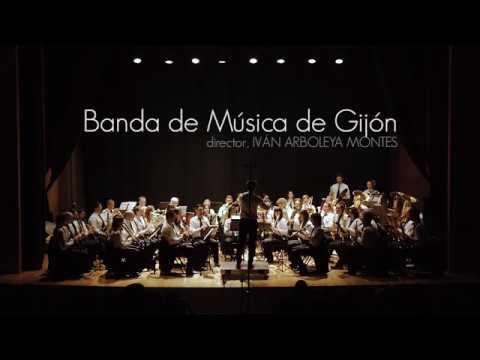 BANDA DE MÚSICA DE GIJÓN - La Primitiva. Jef Penders