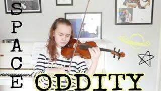 Space Oddity - David Bowie (Emma Dahl, Violin Cover)