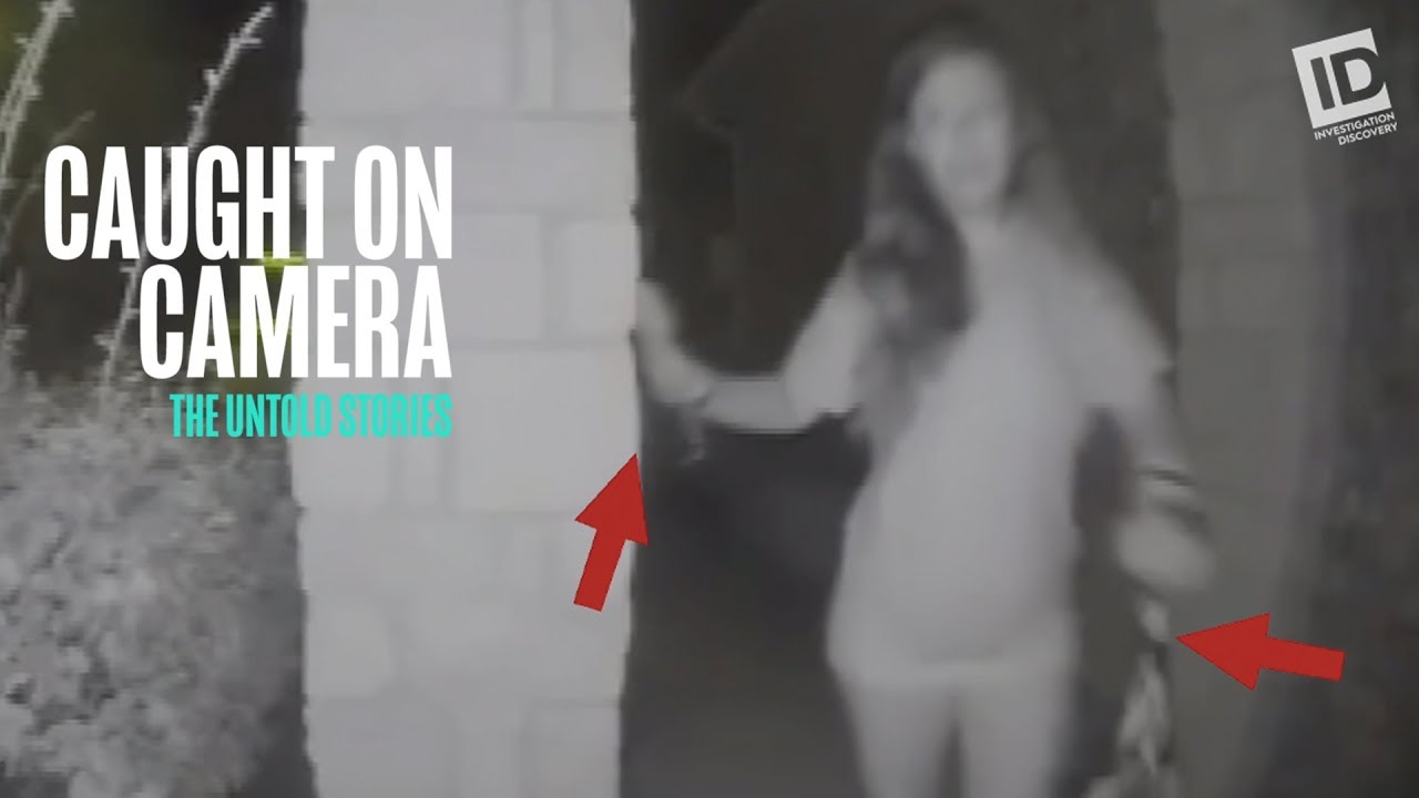 Who is this Mysterious Woman in Shackles?   Caught on Camera: The Untold Stories