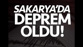 Sakarya'da 6.0 Deprem Oldu 26 Eylül 2019 #Sakarya #istanbul #Deprem #Haber #SonDeprem
