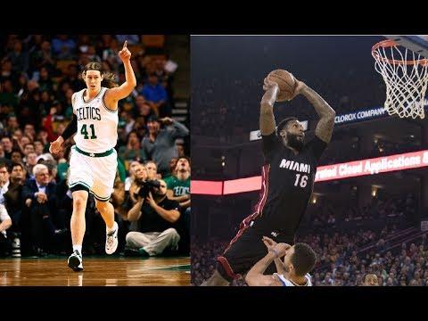 July 06, 2017 - NBATV - Miami Heat sign Kelly Olynyk 4yr $50M, Re-sign James Johnson 4yr $60M