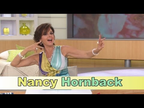 QVC Host Nancy Hornback
