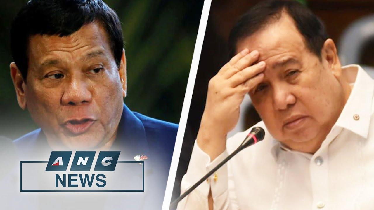 Download Sen. Gordon calls Duterte a 'cheap politician'   ANC
