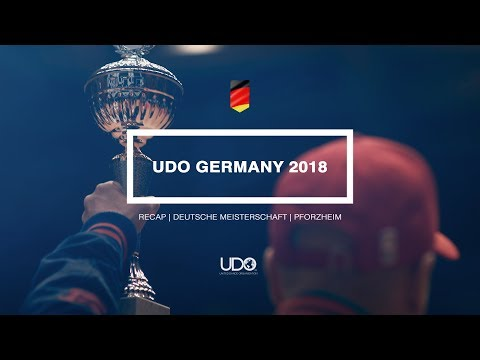 🔴 UDO GERMANY 2018 - Deutsche Meisterschaft Recap [FullHD] // By ROSCHKOV MEDIA