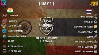 CLASH OF CHAMPIONS | WATCH TEAM IND, ES, ILMN ETC FACE EACH OTHER | IND VS THAI SCRIMS | GAMEROOM