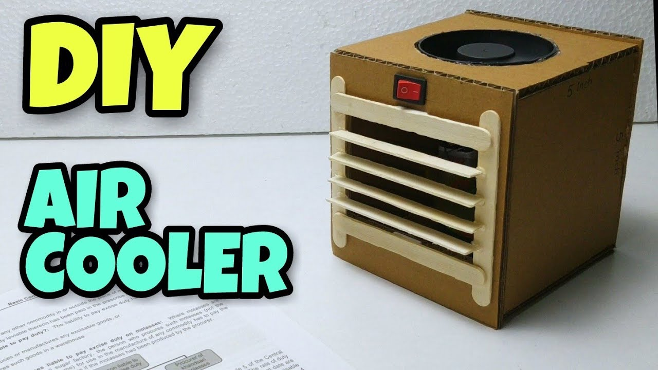 How to make ac cooler
