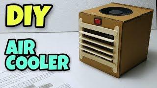 Wie man Leistungsstarke Mini-AC bei home | Wie zu machen Sie die Klimaanlage Aus Pappe