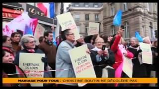 Le 7/8 - Les responsables yvelinois du PCD en colère face au projet de loi de mariage pour tous