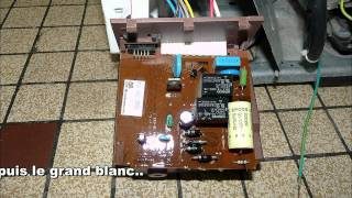 Tuto depannage Whirlpool ARC4030 (HD 720P) French Refrigerator Repair(J'ai également réuni des informations trouvées à ce sujet dans un pdf: http://pdf.lu/62Bq - Lors de l'ouverture de la porte du réfrigérateur, la lumière se met à ..., 2014-10-26T22:40:50.000Z)