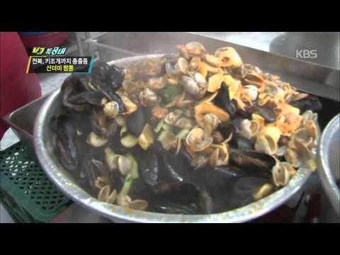 [HIT] VJ 특공대-해산물이 한 가득한 '산더미 짬뽕'.20141010