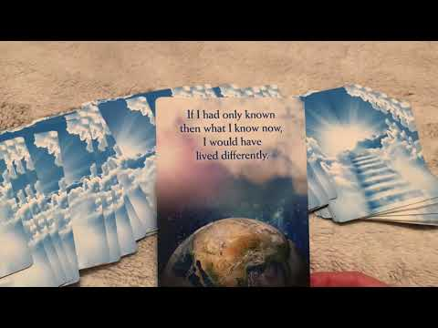 Pick a card!!! Messages from your loved ones who passed away