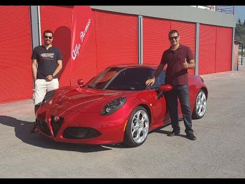 VLOG | Alfa Romeo 4C [English Subtitled]