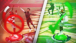 HOW TO GREEN EVERY SHOT YOU TAKE! BEST JUMPSHOT IN NBA 2K20!