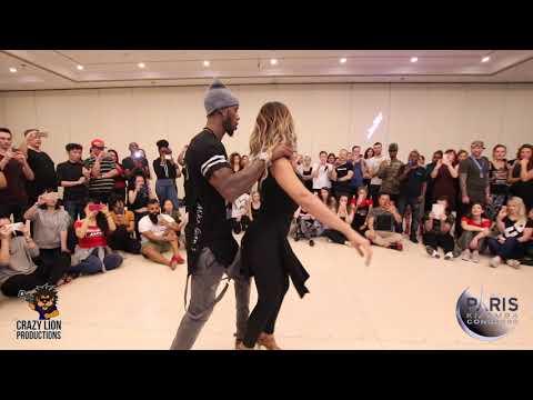 Mike & Macarena [DJ Snakes - Paradise ] @Paris Kizomba Congress 2017