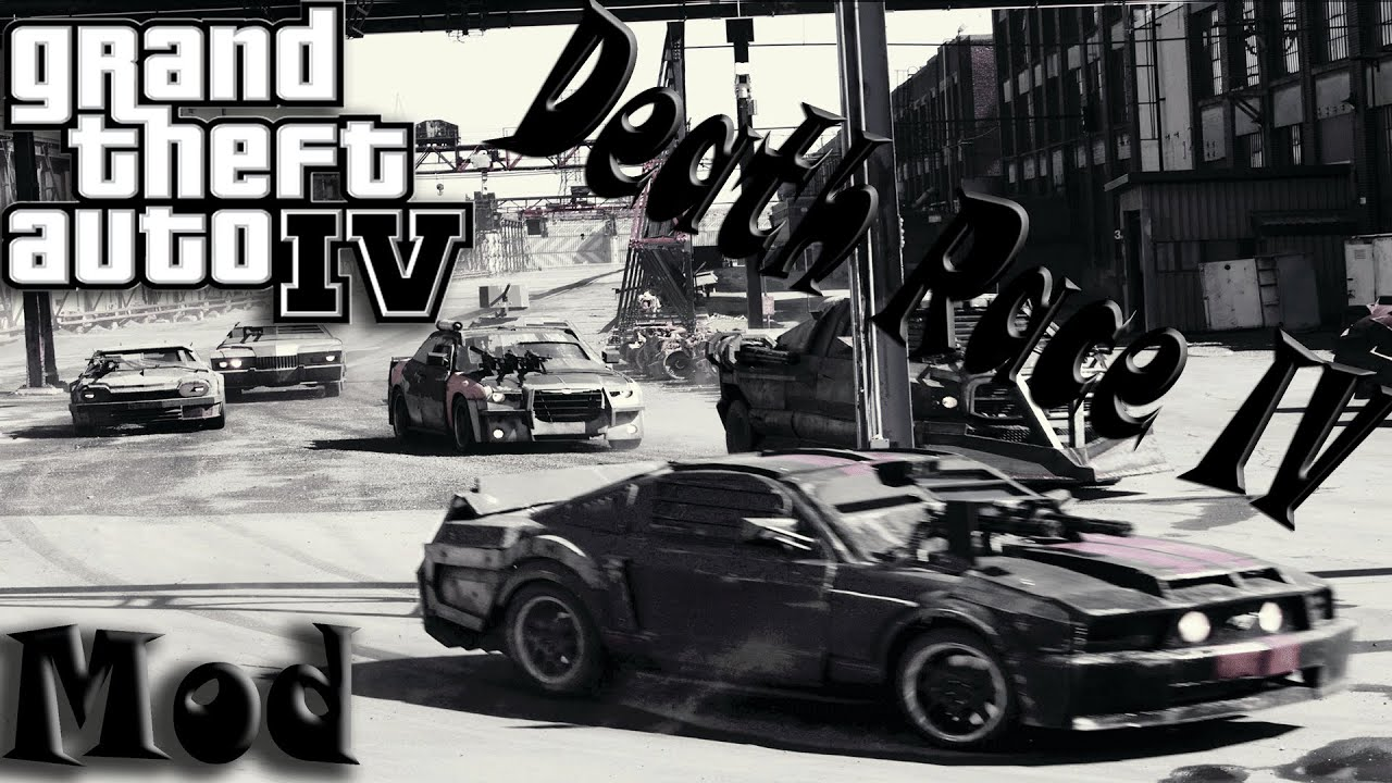 Gta Iv Death Race Script Download Link Youtube