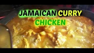 Jamaican Curry Chicken - Vlog [8]