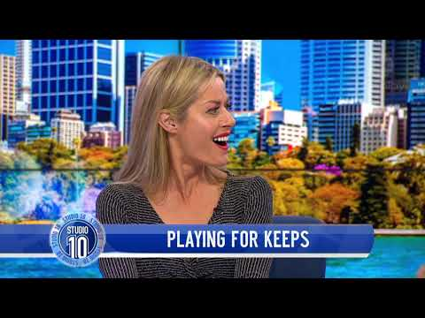 Madeleine West Dishes On Her New Role In 'Playing For Keeps' | Studio 10