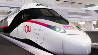 [FR] A first impression: Alstom Avelia Horizon for the French Railways