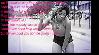Honey cocaine-money over love lyrics