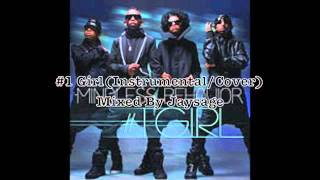 Mindless Behavior #1 Girl (instrumental / Cover)
