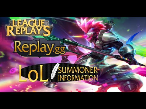 how to record your games on league of legends