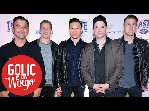 Rock band O.A.R. gets unexpected boost during Olympics | Golic and Wingo | ESPN