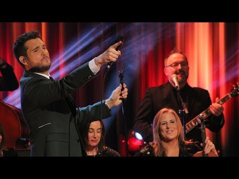 Michael Bublé performs 'When I Fall in Love'   The Late Late Show   RTÉ One