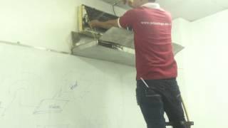 Sửa chữa máy lạnh: Vệ sinh máy lạnh