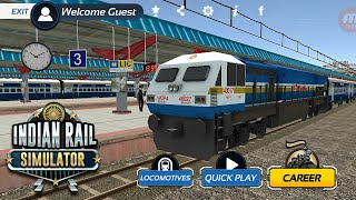 Indian Train Simulator 2018 Free - by Racing Games Android | Android Gameplay |