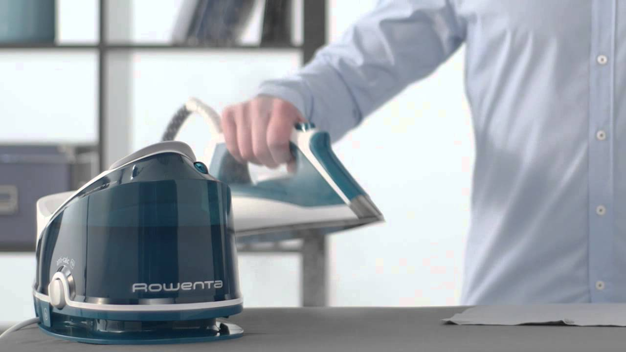 Cleaning rowenta pressure iron and steamer - Rowenta Compact Steam Steam Station