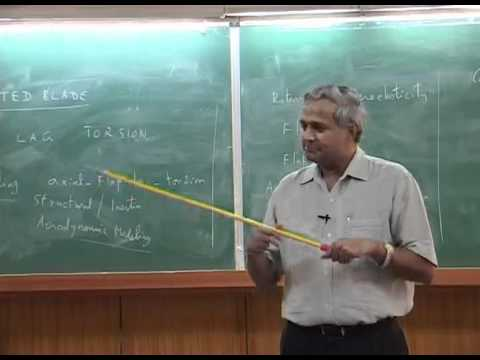 Mod-01 Lec-23 Introduction to Helicopter Aerodynamics and Dynamics