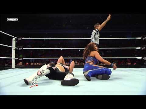 Natalya vs. Tamina Snuka: WWE Superstars, April 19, 2013