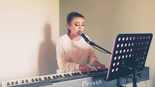 Wasting my Young years | London Grammar - Julie Marsaud Cover