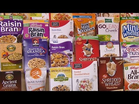Breakfast cereals worth eating   Consumer Reports