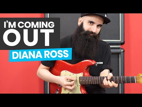 I'm Coming Out Guitar Lesson - How to Play I'm Coming Out by Diana Ross \u0026 Nile Rogers